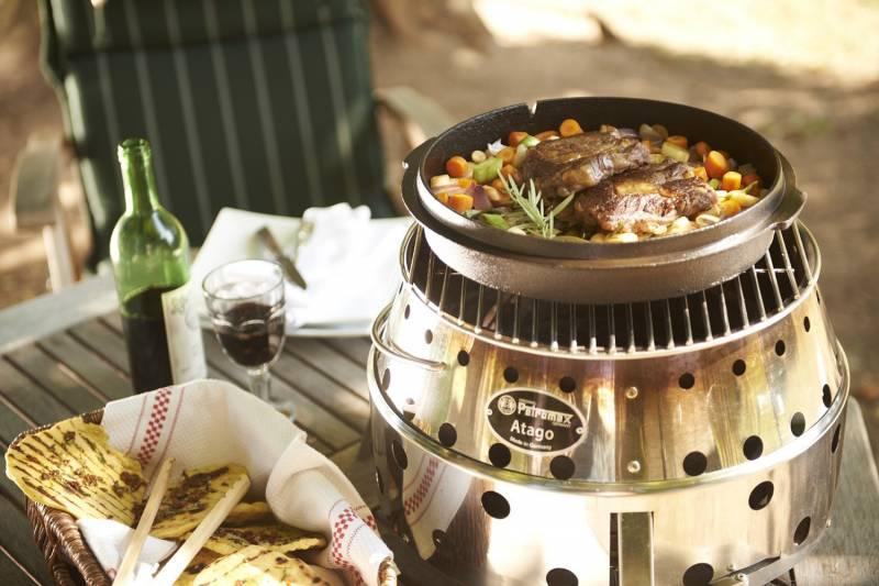 Petromax Feuertopf 5,7 Liter Dutch Oven - mit Füßen