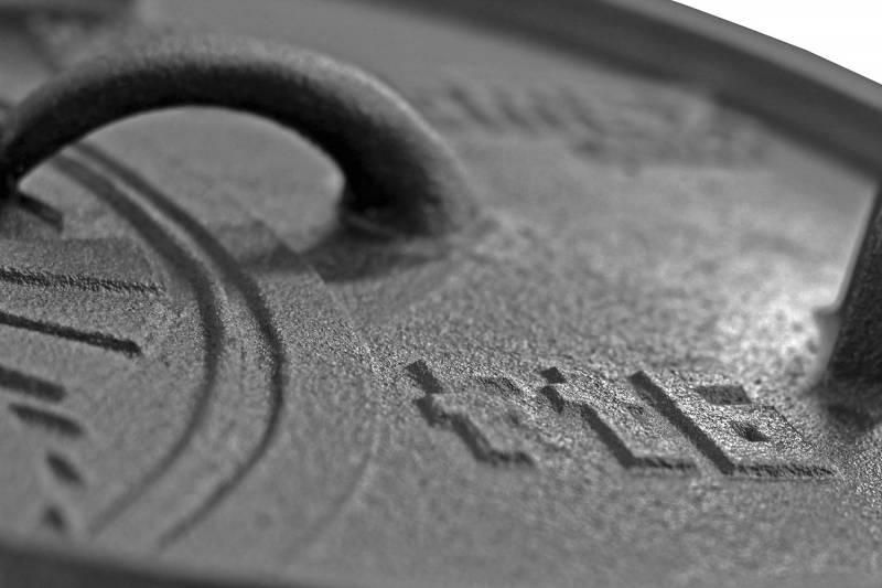 Petromax Feuertopf 5,7 Liter Dutch Oven - ohne Füße