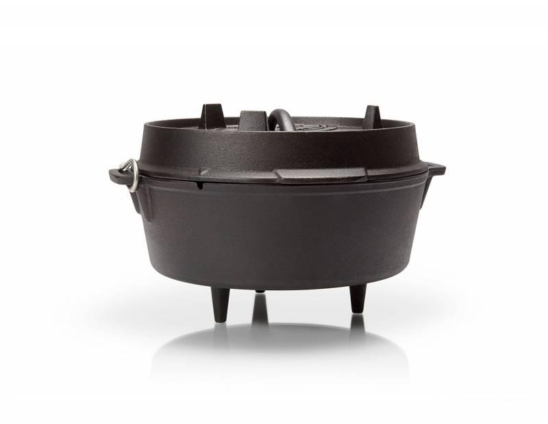 Petromax Feuertopf ft4.5 4,0 Liter Dutch Oven - mit Füßen
