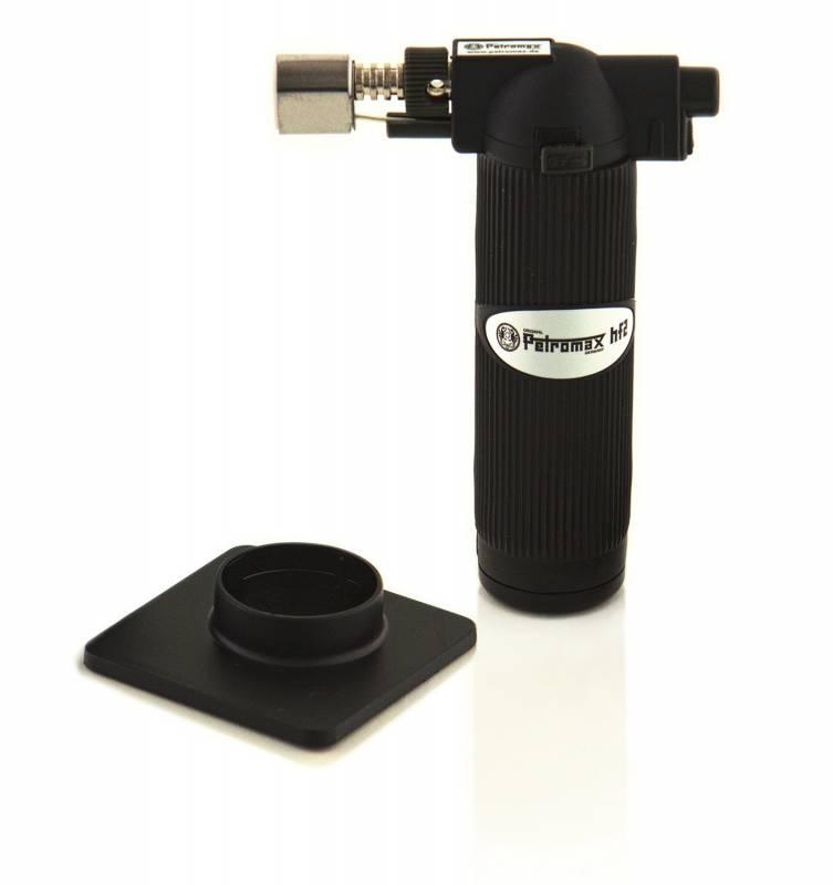 Petromax Profi-Gasbrenner mit Piezo-Zündung