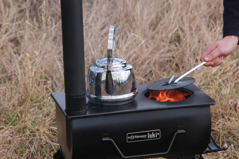 Petromax Loki Campingkocher und Zeltofen