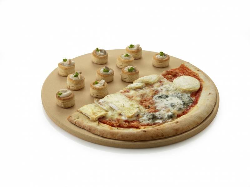 Barbecook Zubehör: Barbecook Pizzaplatte