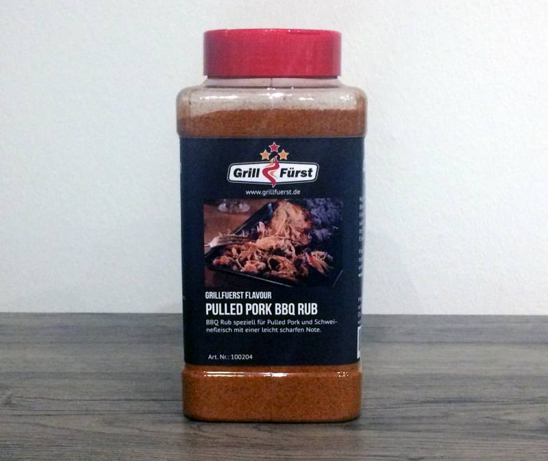 Pulled Pork BBQ Rub 830g