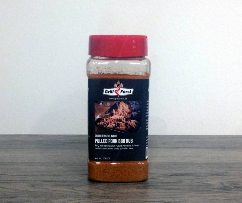 Pulled Pork BBQ Rub 350g
