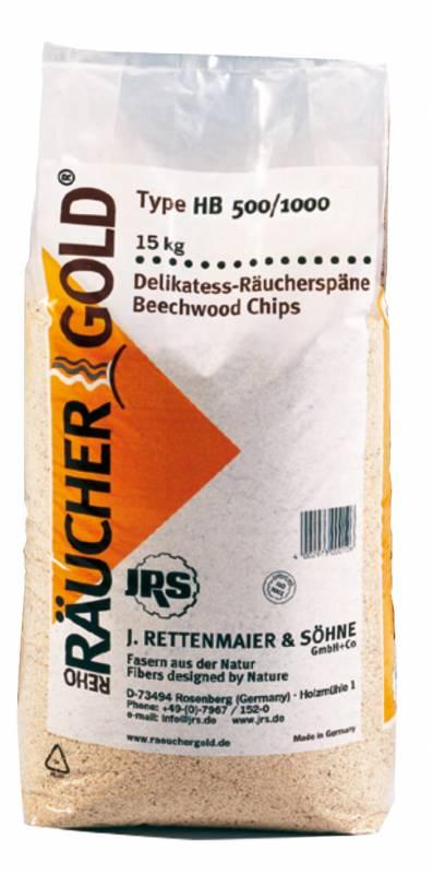 Räuchergold Buchenholz Räuchermehl RG HB 500/1000 15kg
