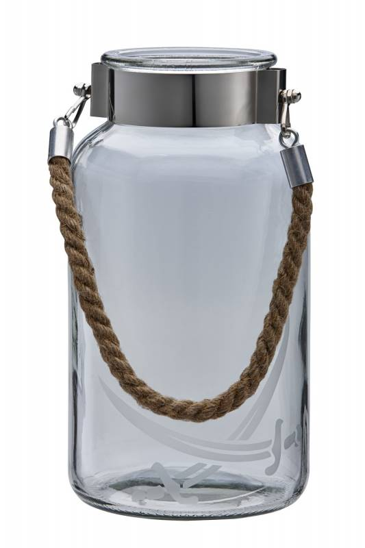 Rösle Windlicht Sansibar 24,5 cm