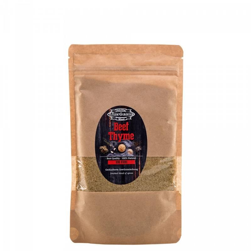 Auslaufartikel - Axtschlag Smoked BBQ Rub Beef Thyme 250 g