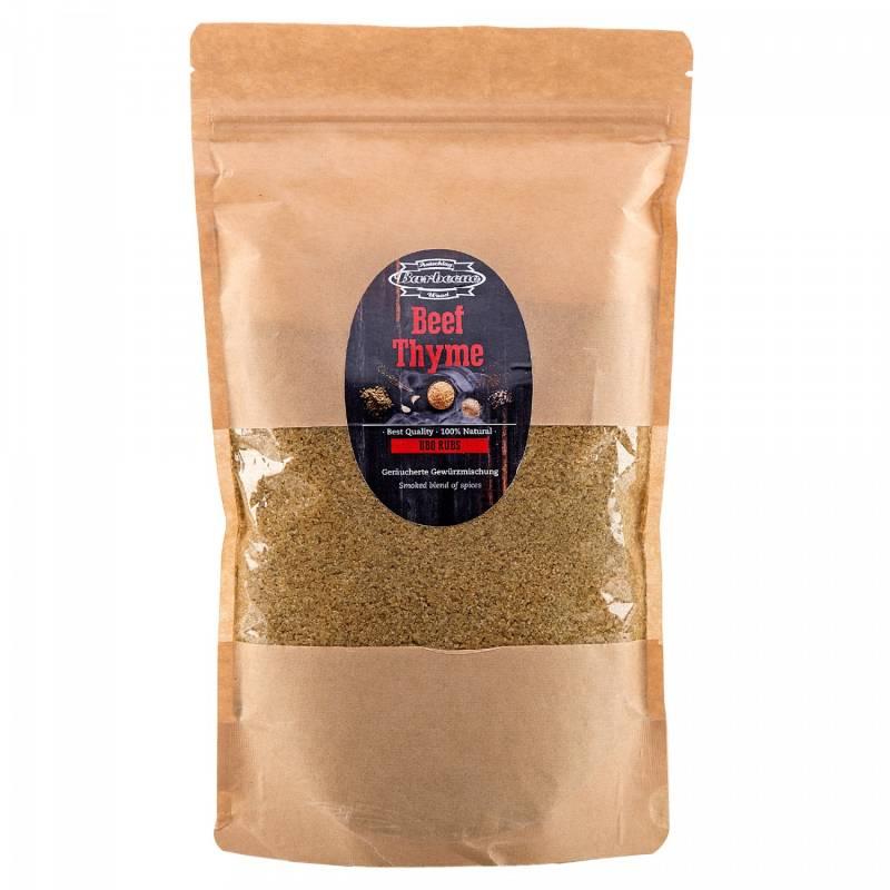 Auslaufartikel - Axtschlag Smoked BBQ Rub Beef Thyme 750 g