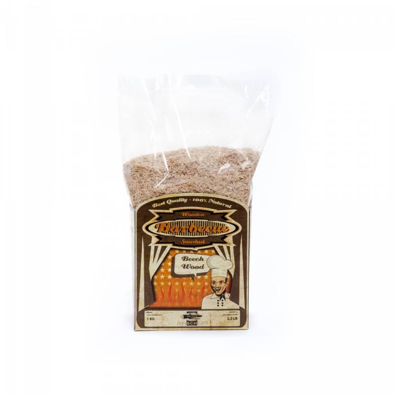 Axtschlag Räuchermehl (Saw Dust) 1kg Beech - Buche
