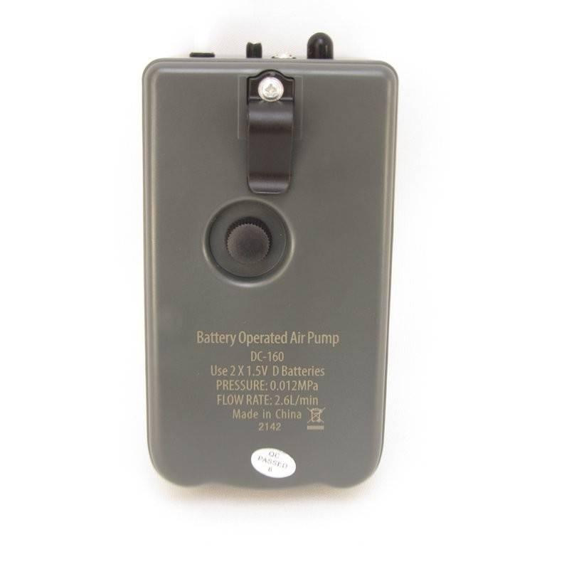 Smo-King Membranpumpe batteriebetrieben