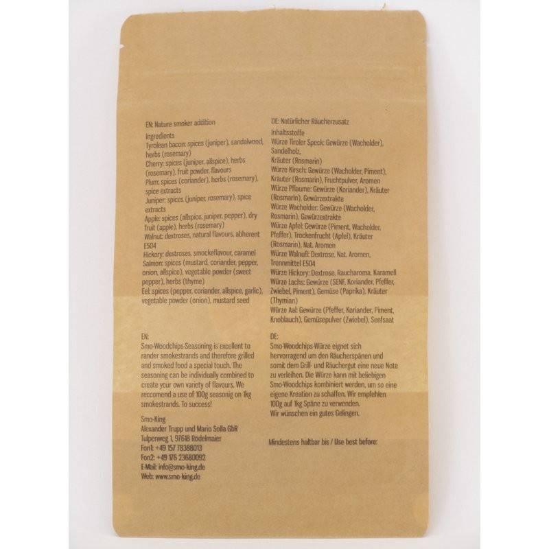 Smo-King Woodchips-Würze Wacholder 100g