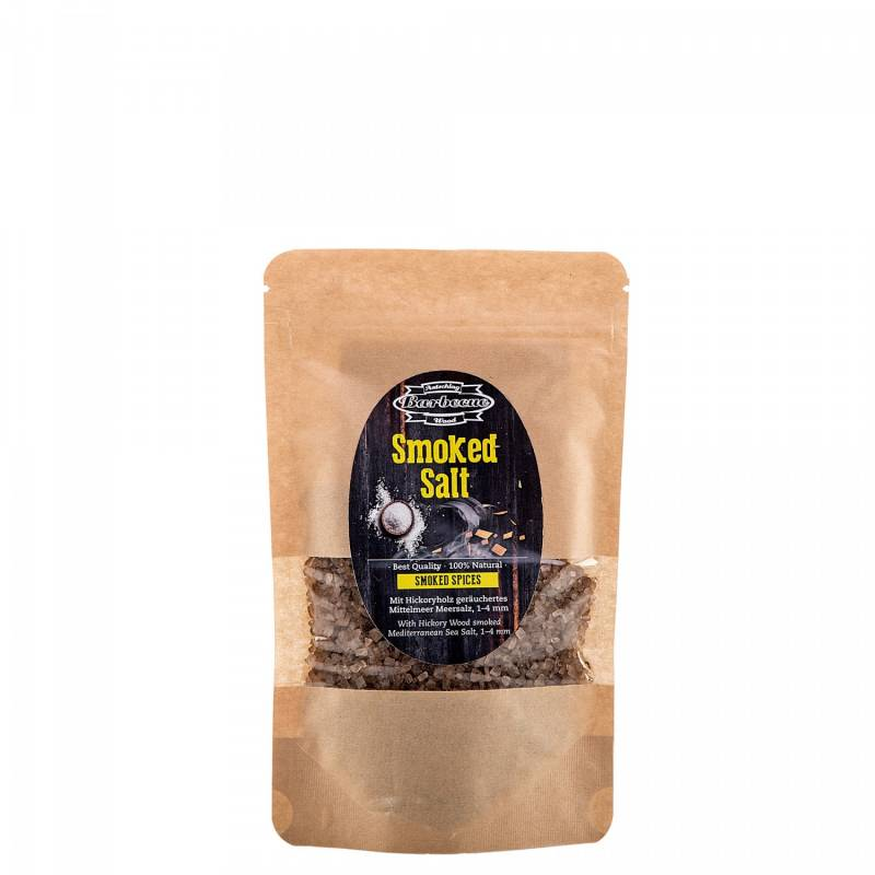 Axtschlag Smoked Salt - Räuchersalz (Hickory) 150gRäuchersalz (Hickory) 150g