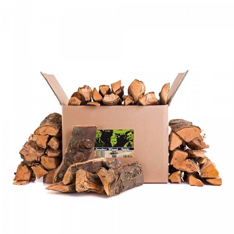Axtschlag Räucherholz (Smoker Wood) Apple - Apfel