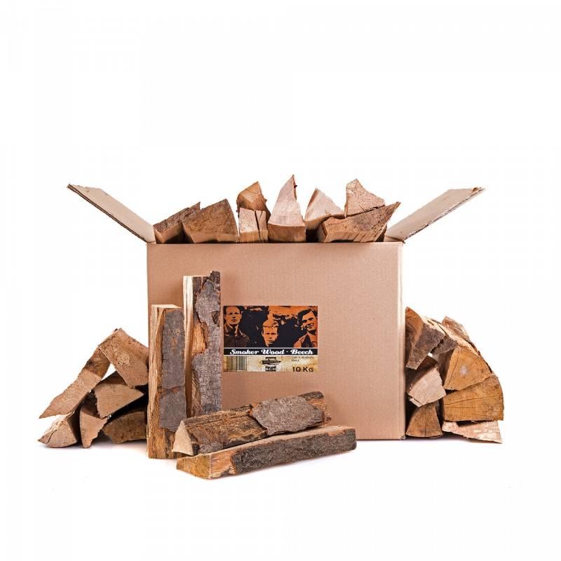Axtschlag Räucherholz (Smoker Wood) Beech - Buche 10kg