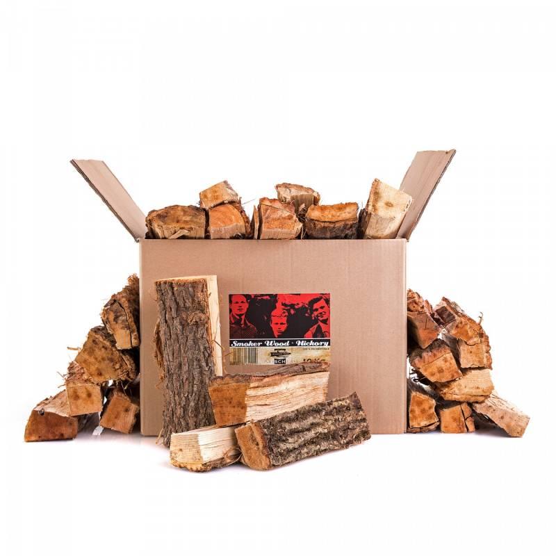 Axtschlag Räucherholz (Smoker Wood) Hickory
