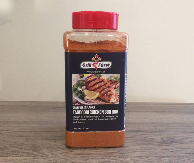 Tandoori Chicken BBQ Rub 670g