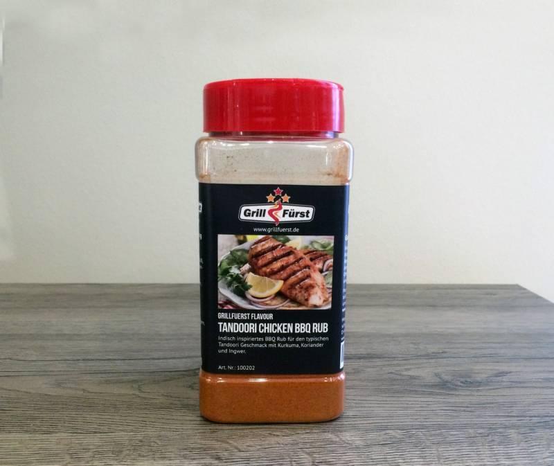 Tandoori Chicken BBQ Rub 270g