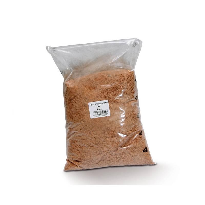 Thüros Räuchermehl Buche, Körnung 1-3, 1 kg RM1