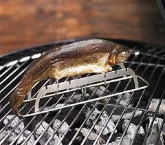 Fischhalter / Fischbräter
