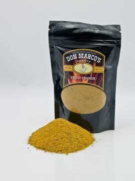 Don Marco`s Dry Rub Crazy Chicken 630g