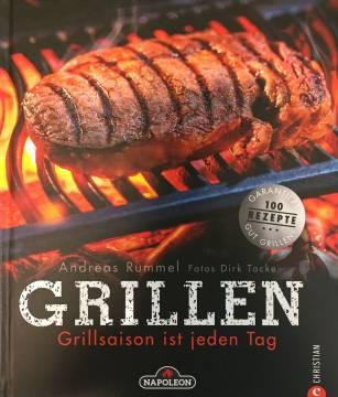 Grillbücher und Kochbücher