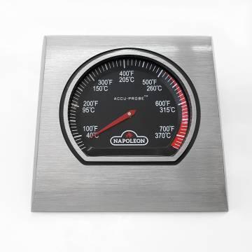 Napoleon Deckelthermometer