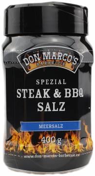 Salz und Steakpfeffer
