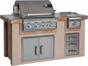 Outdoor Küchen Frammersbach : Gartenküche und outdoorküche grillen im garten