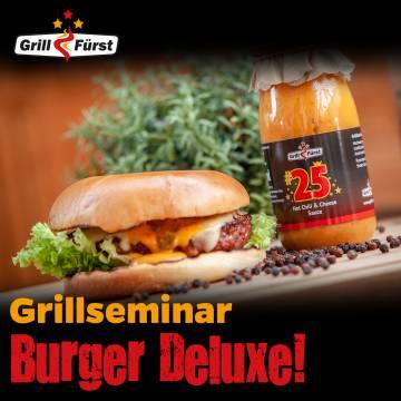 Burger Grillkurs