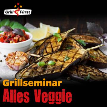 Veggie Grillkurs