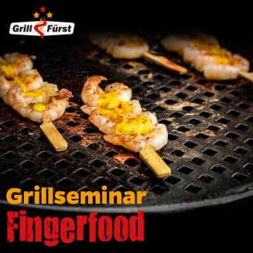 Fingerfood Grillkurs