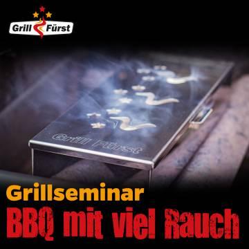 BBQ Spezialitäten mit Rauch Grillkurs