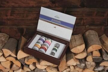 Bio-Feinschmecker Gewürz-Set Geschenkbox