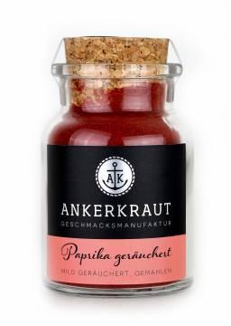 Ankerkraut Chili & Paprika Korkenglas