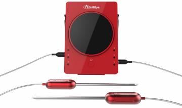 GrillEye Smart Bluetooth Grill- und Smoker Thermometer