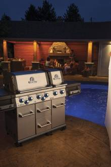 Barbecue mit dem Broil King Imperial 690 XL PRO Grill