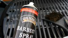 Don Marcos BBQ Spray / Grill Öl Spray