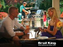 Broil King Imperial 690 XL Gasgrill beim Barbecue