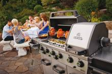 Barbecue mit dem Broil King Imperial 690 XL Grill
