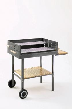 landmann grill chef grillwagen 11474. Black Bedroom Furniture Sets. Home Design Ideas