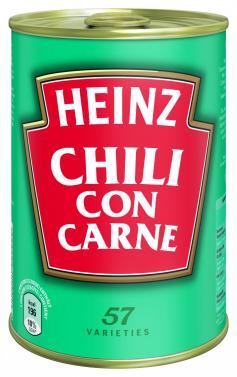 Heinz Chili Con Carne