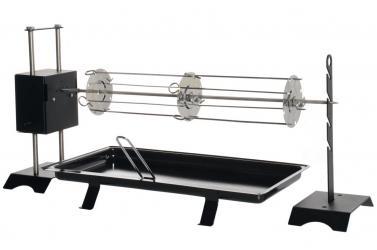 drehspie elektrisch kleinster mobiler gasgrill. Black Bedroom Furniture Sets. Home Design Ideas