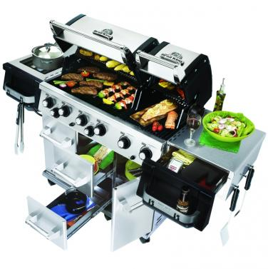 Broil King Imperial 690 Gasgrillstation