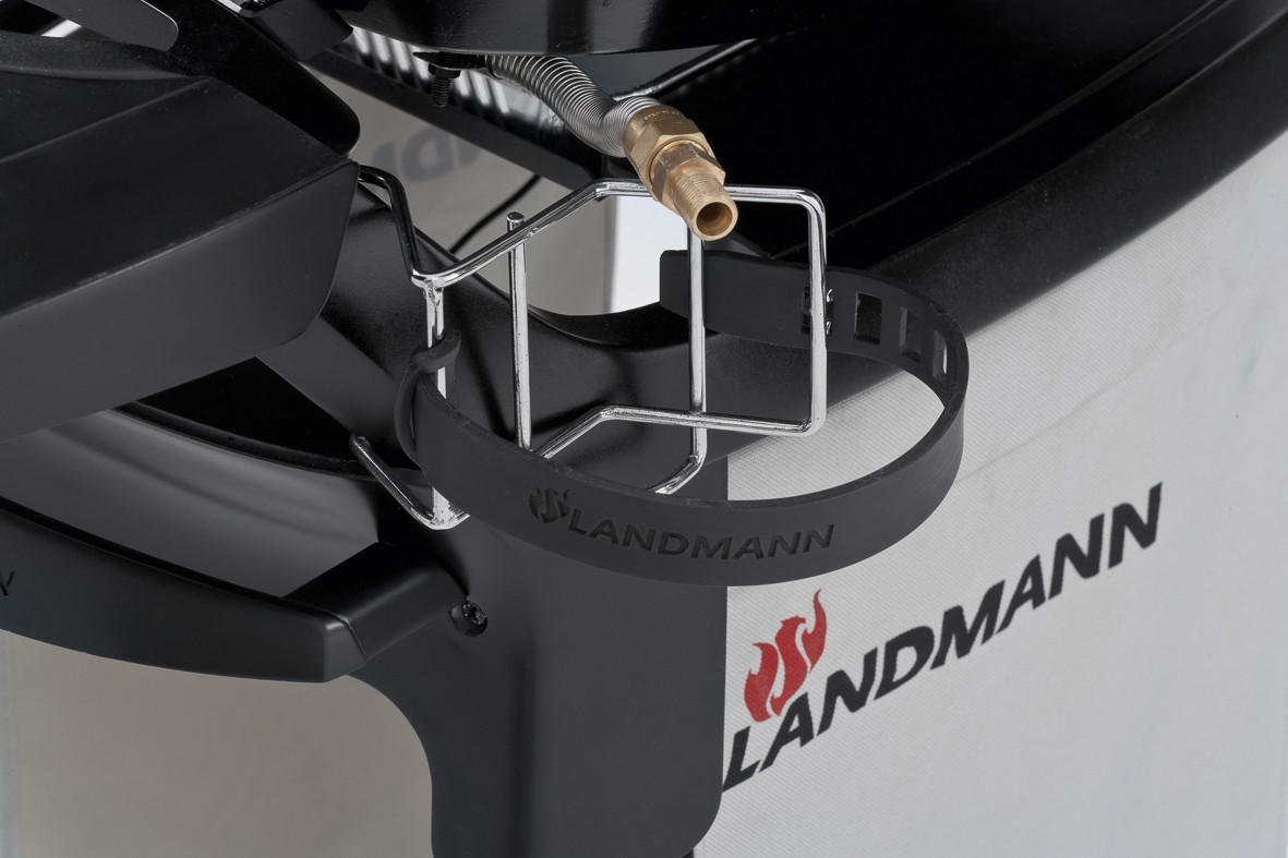 Landmann Gasgrill Kartusche Umrüsten : Landmann pantera kartuschen set 12067