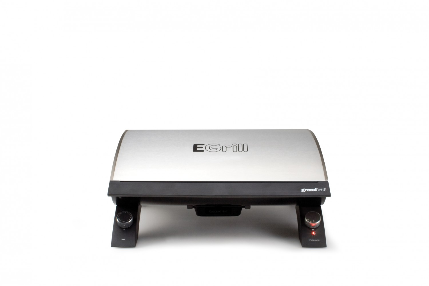 Bester Holzkohlegrill : Grandhall e grill b17001050a elektrogrill