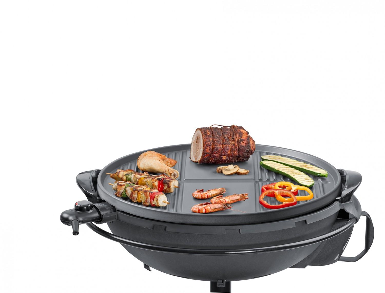 Gastro Elektrogrill Test : Produkttest gastro profi grill chef de cuisine testbericht