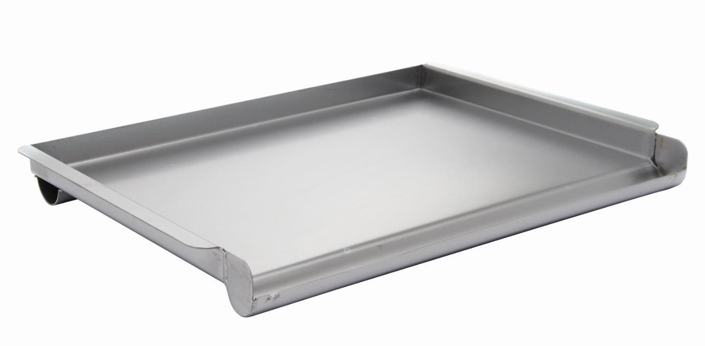 Broil king edelstahl grillplatte for Grillplatte edelstahl