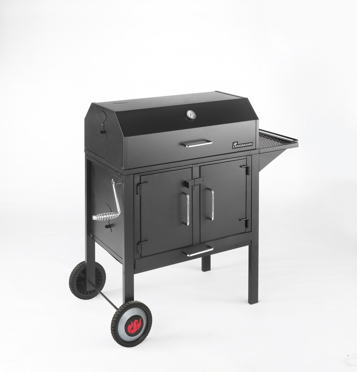 landmann grillwagen black dog 11421