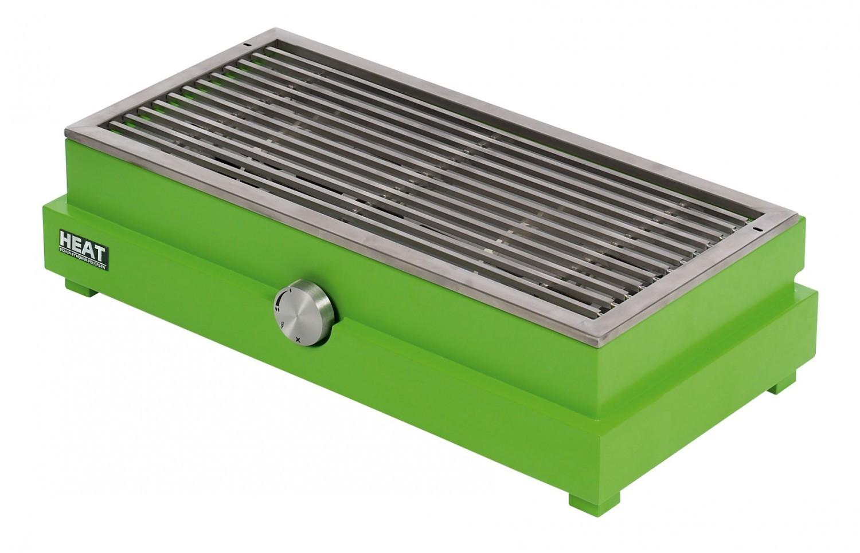 Landmann Gasgrill Outlet : Heat table bbq gasgrill grün design gas tischgrill