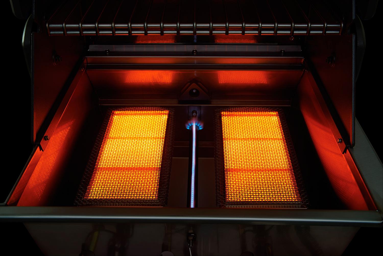 Rösle Gasgrill Infrarot : Maxxus gasgrill bbq chief edelstahlbrenner infrarot